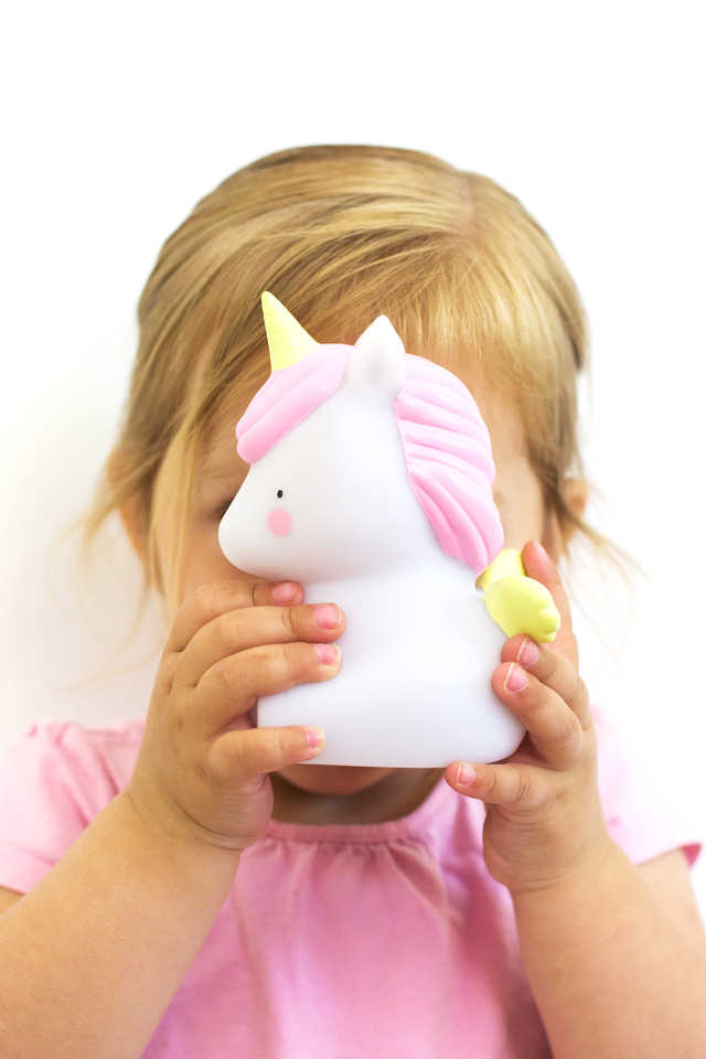 Little Unicorn Light, Lighting, A Little Lovely Company - 3LittlePicks