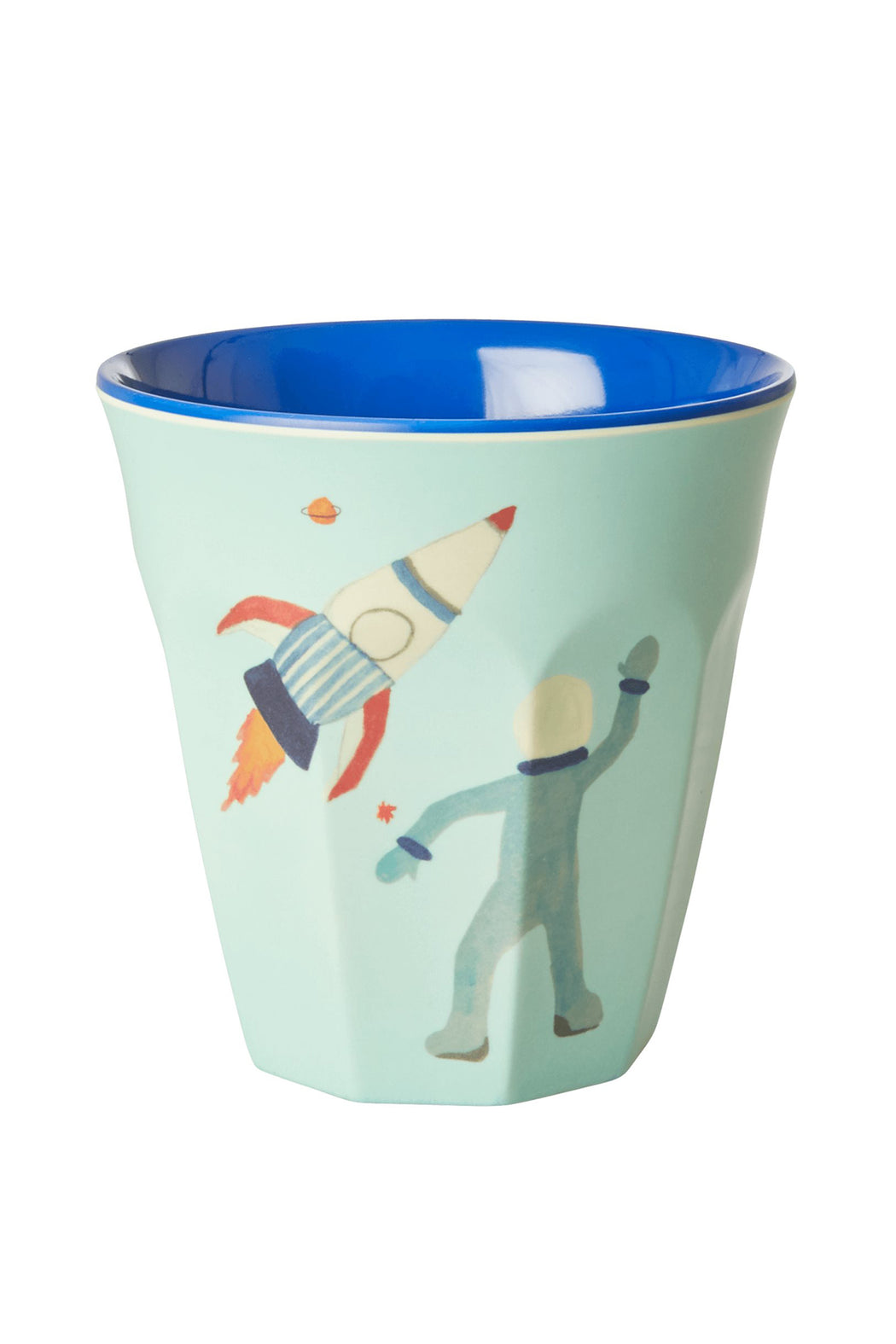 Space Two Tone Medium Melamine Cup