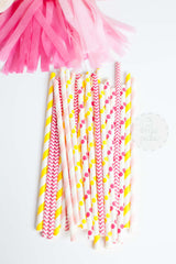 Strawberry Lemon, Partyware, 3littlepicks - 3LittlePicks