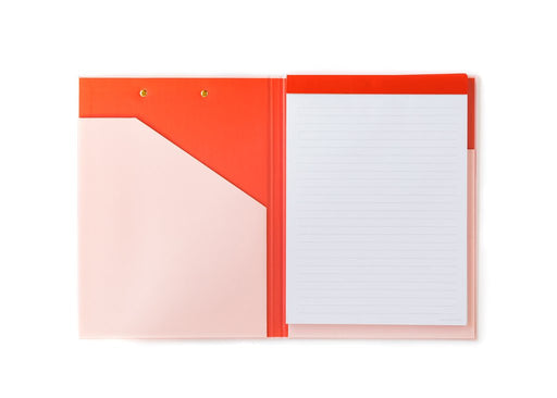 Yes She Can Clipboard Folio