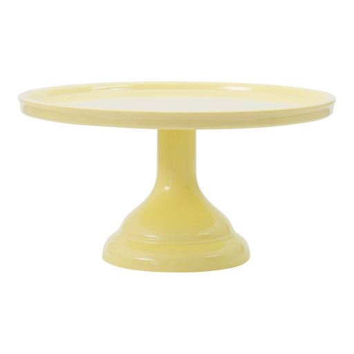 COMING BACK: Small Yellow Cake Stand, Serveware, A Little Lovely Company - 3LittlePicks