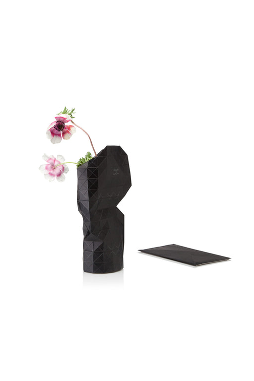 Large Black Vase Cover, Vase, Tiny Miracles - 3LittlePicks