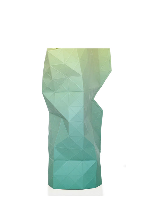 Large Green Fade Vase Cover, Vase, Tiny Miracles - 3LittlePicks