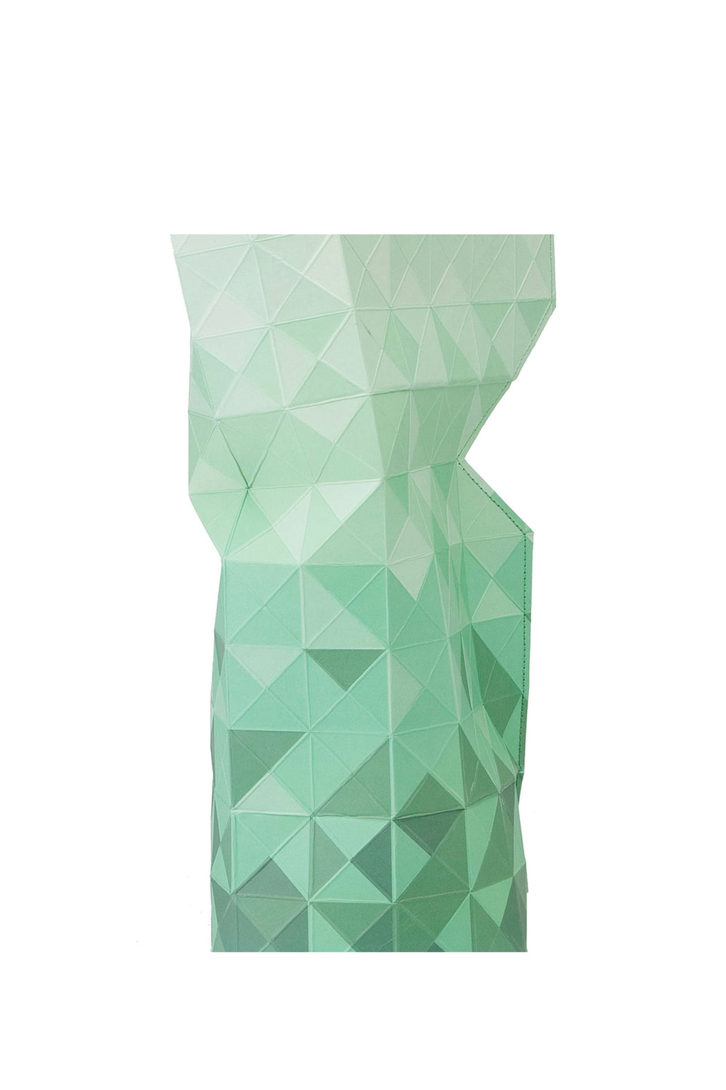 Large Green Gradients Vase Cover, Vase, Tiny Miracles - 3LittlePicks