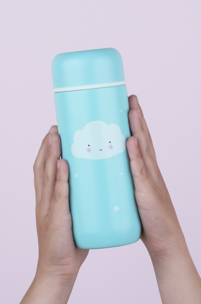 Cloud Insulated Drink Bottle