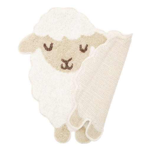Baa Baa Lamb Rug, Dining, Sass & Belle - 3LittlePicks