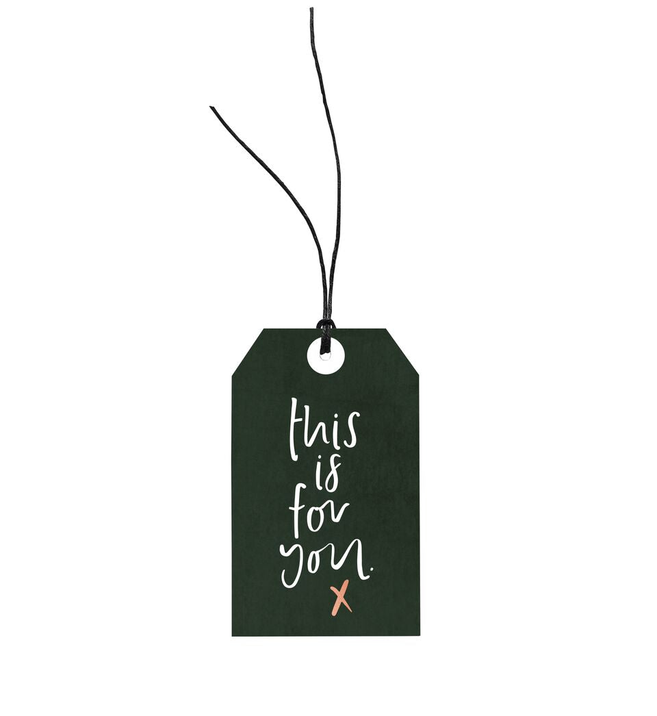 This Is For You Gift Tag, Stationary, Emma Kate Co. - 3LittlePicks