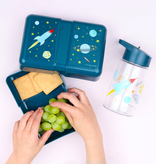 COMING SOON: Space Lunch Box, Dining, A Little Lovely Company - 3LittlePicks