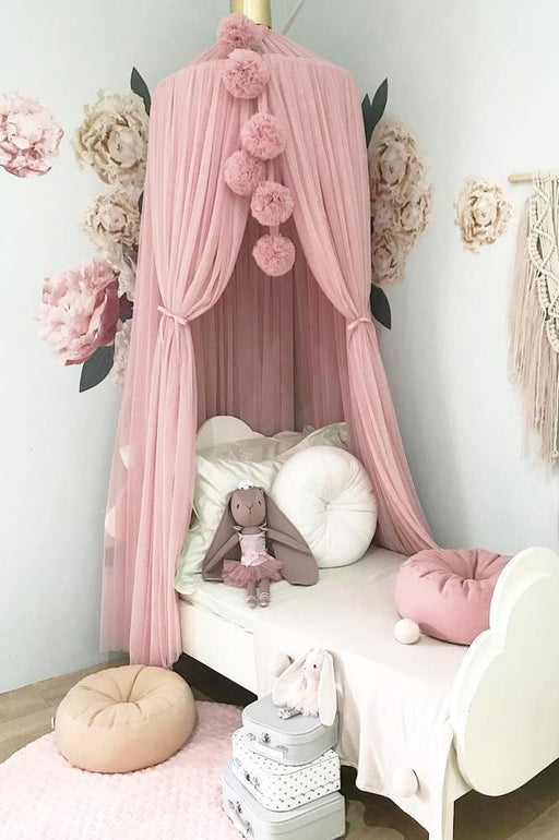 Blush Dreamy Canopy, Decor, Spinkie - 3LittlePicks