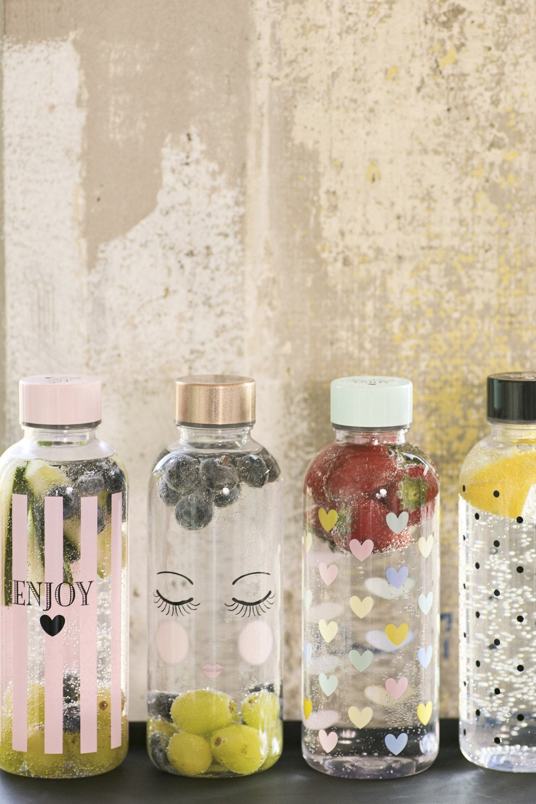 Summer Party Water Bottle, Drinkware, Miss Etoile - 3LittlePicks