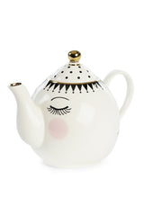 Eyes and Dots Teapot