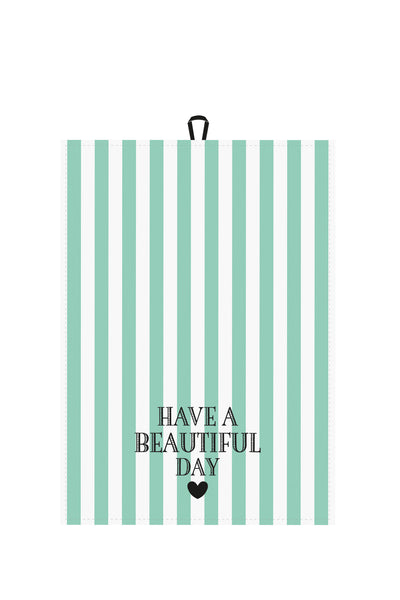 Beautiful Day Kitchen Towel