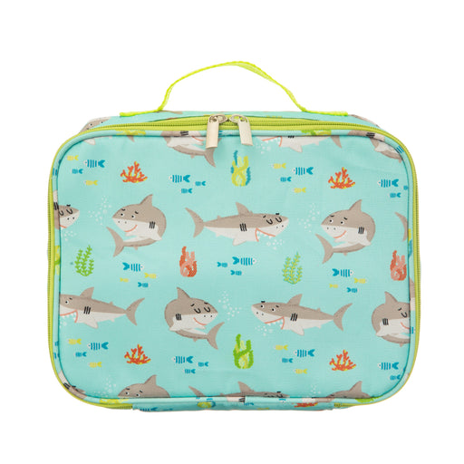 Shelby the Shark Lunch Bag, Storage, Sass & Belle - 3LittlePicks