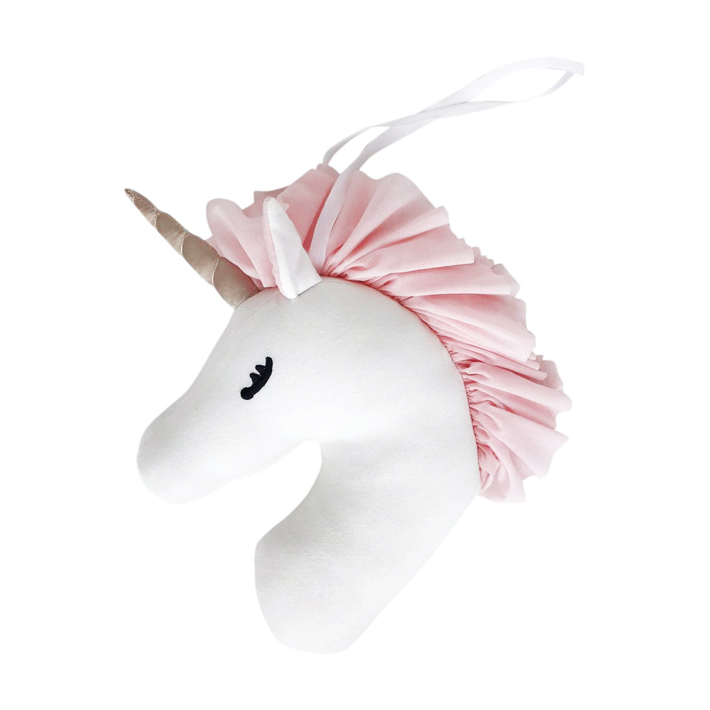 Unicorn Bust, Decor, Spinkie - 3LittlePicks