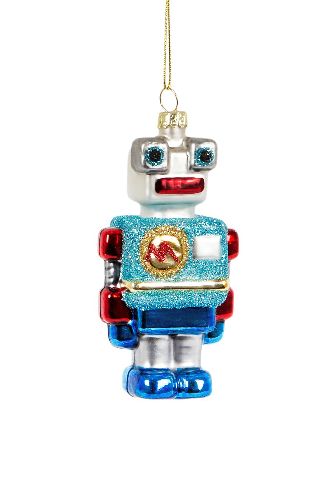 Ricky Robot Hanging Decoration