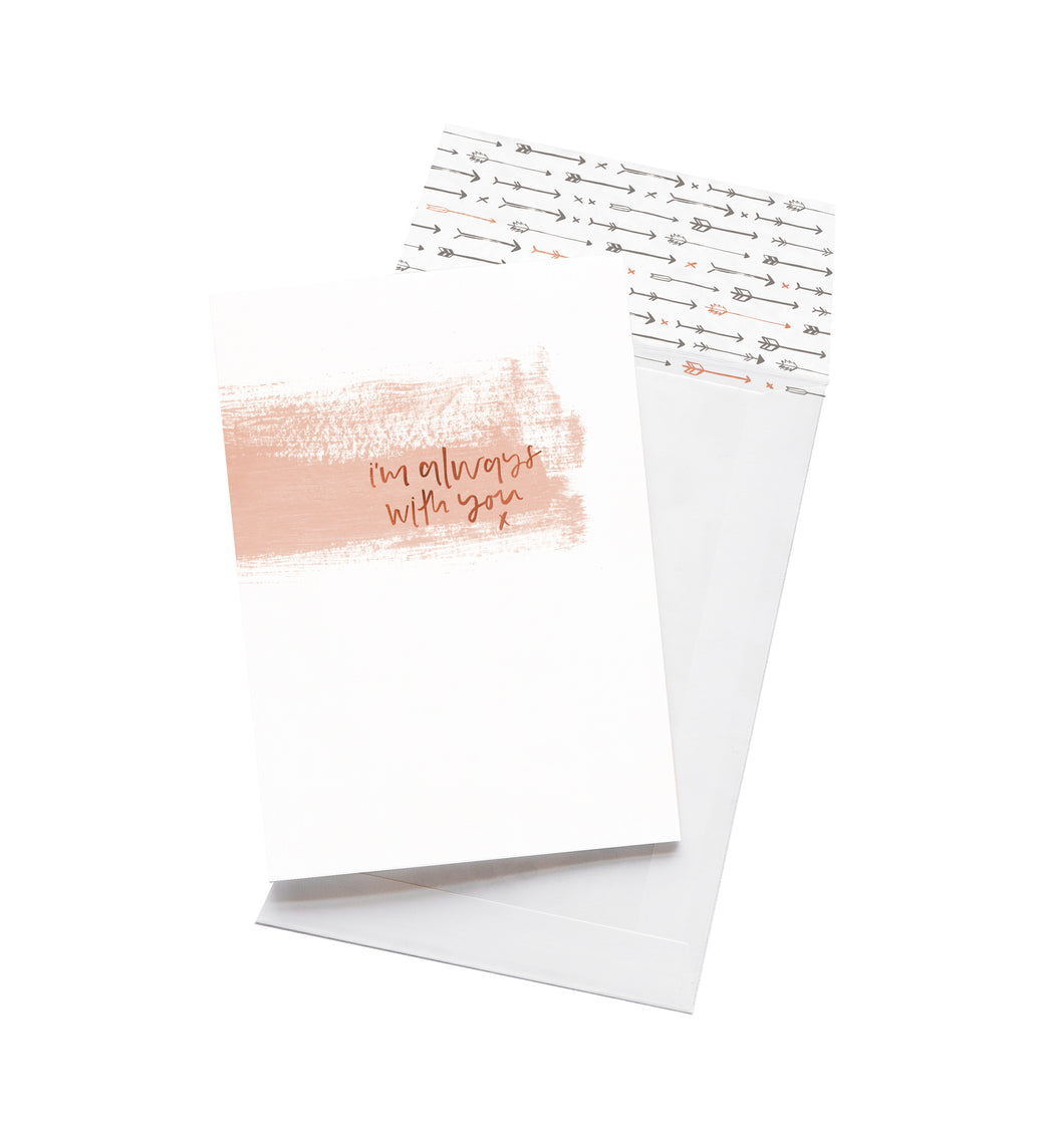 I'm Always With You, Stationery, Emma Kate Co. - 3LittlePicks
