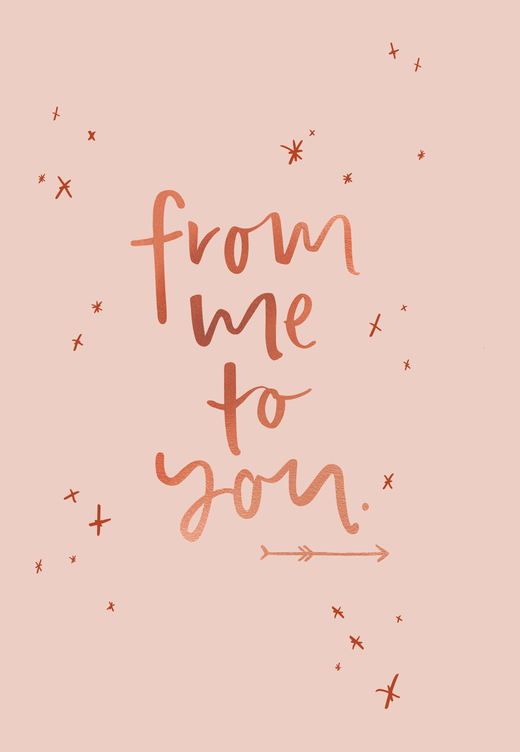 From Me To You, Stationery, Emma Kate Co. - 3LittlePicks