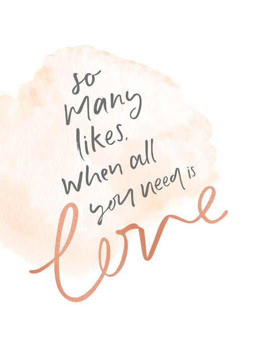 All You Need Is Love, Decor, Emma Kate Co. - 3LittlePicks