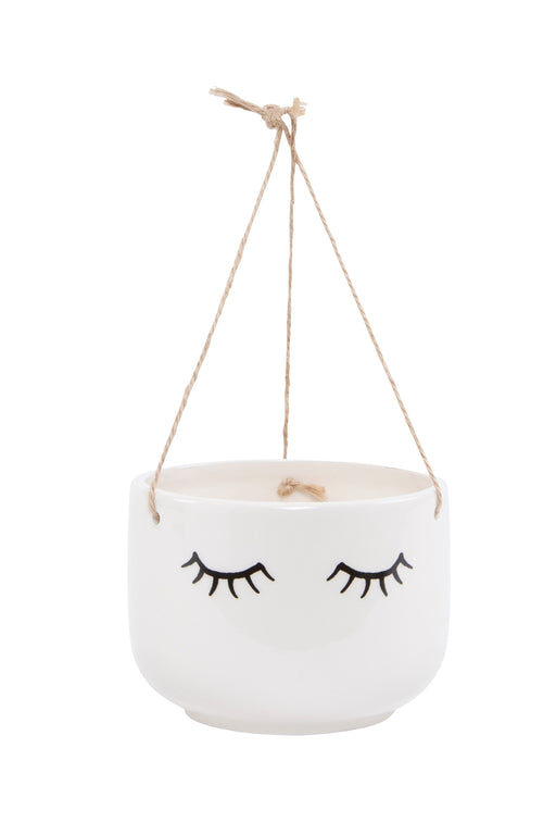 Eyes Shut Hanging Planter, Planter, Sass & Belle - 3LittlePicks