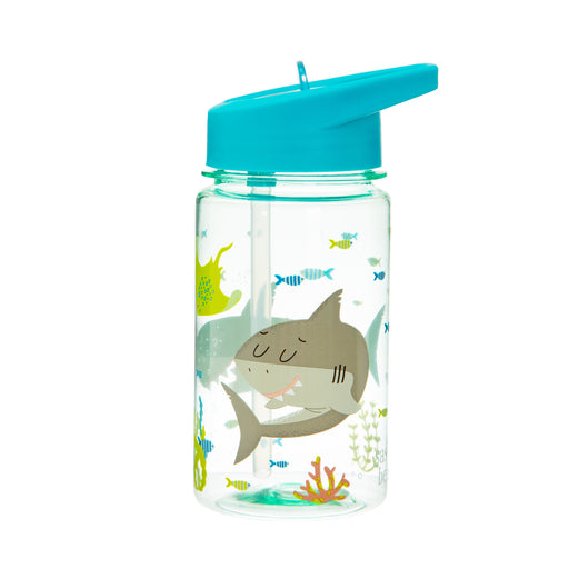 Shelby the Shark Water Bottle, Drinkware, Sass & Belle - 3LittlePicks