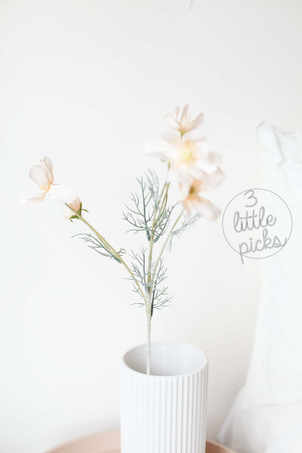 Artificial Cosmos Flowers, Decor, 3littlepicks - 3LittlePicks
