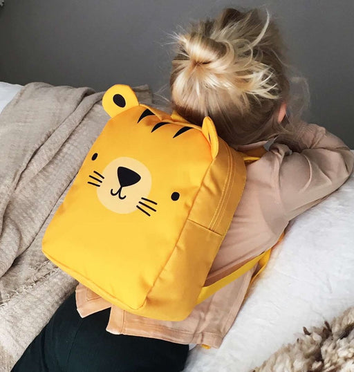 Little Tiger Backpack, Lifestyle, A Little Lovely Company - 3LittlePicks
