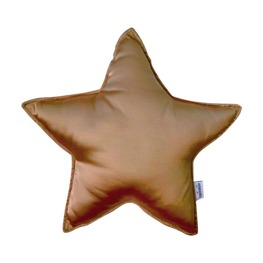 Charmeuse Star Pillow Mustard Gold, Cushion, Spinkie - 3LittlePicks