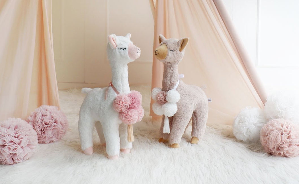 Lala Llama Latte, Toy, Spinkie - 3LittlePicks
