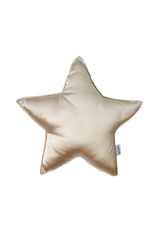 Charmeuse Star Pillow Pale Gold, Cushion, Spinkie - 3LittlePicks