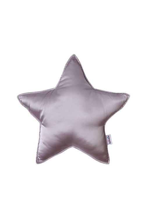 Charmeuse Star Pillow Hushed Violet, Cushion, Spinkie - 3LittlePicks