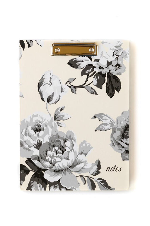 Floral Clipboard Folio