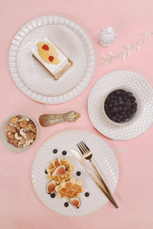 Simple Vintage Relief Dining, Dining, 3littlepicks - 3LittlePicks