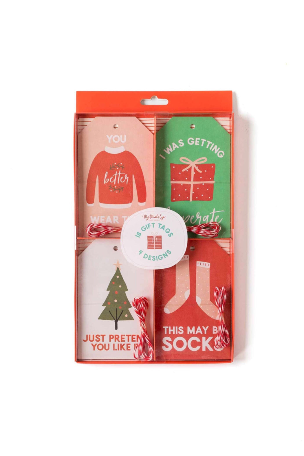 Fun Gifting Tag Set
