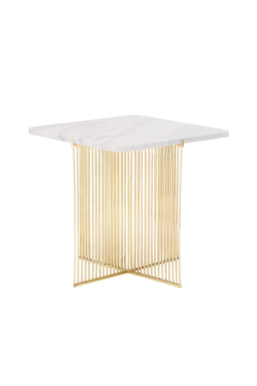 Ellis Marble Sidetable