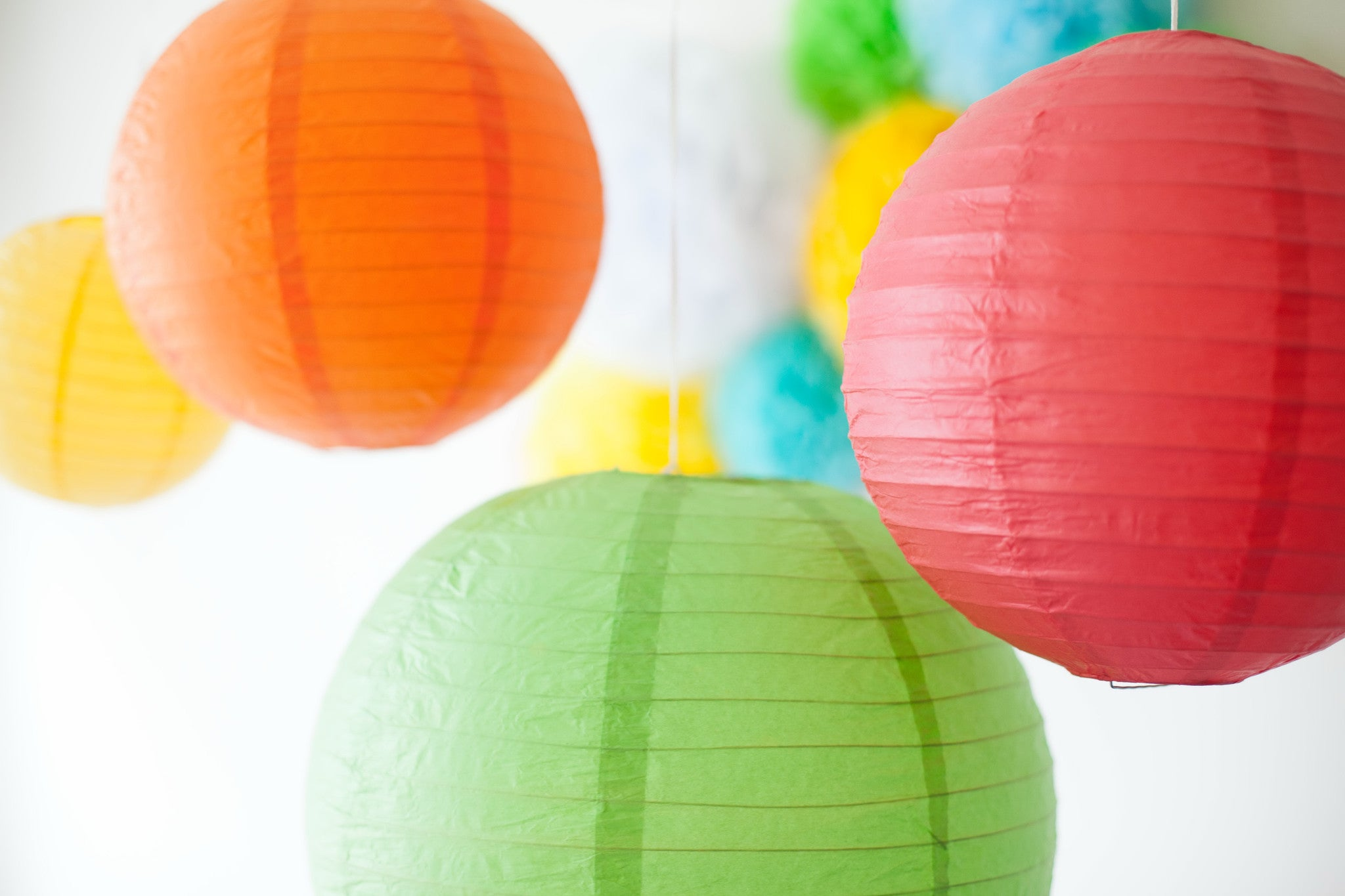 Paper Lantern (30cm), Partyware, 3littlepicks - 3LittlePicks