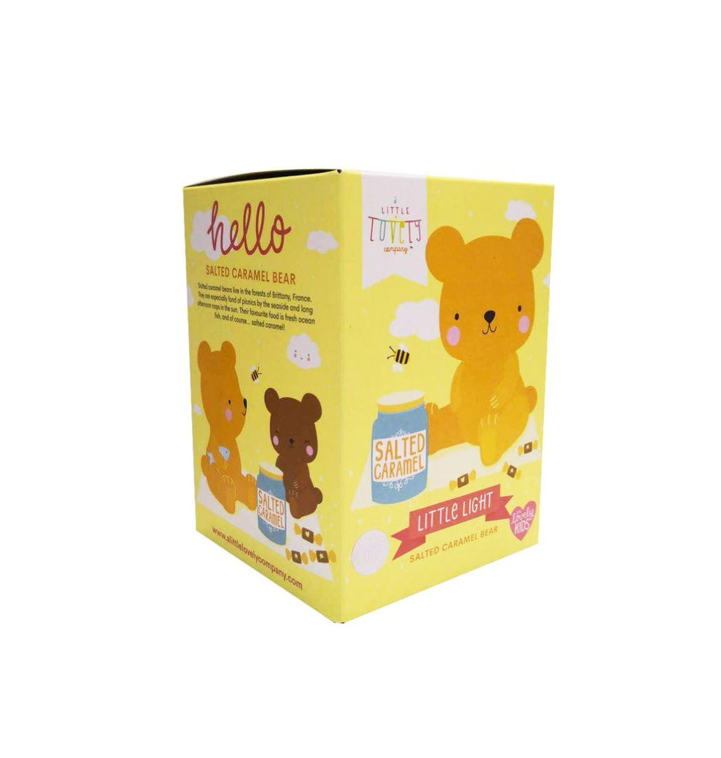 Little Salted Caramel Bear Light