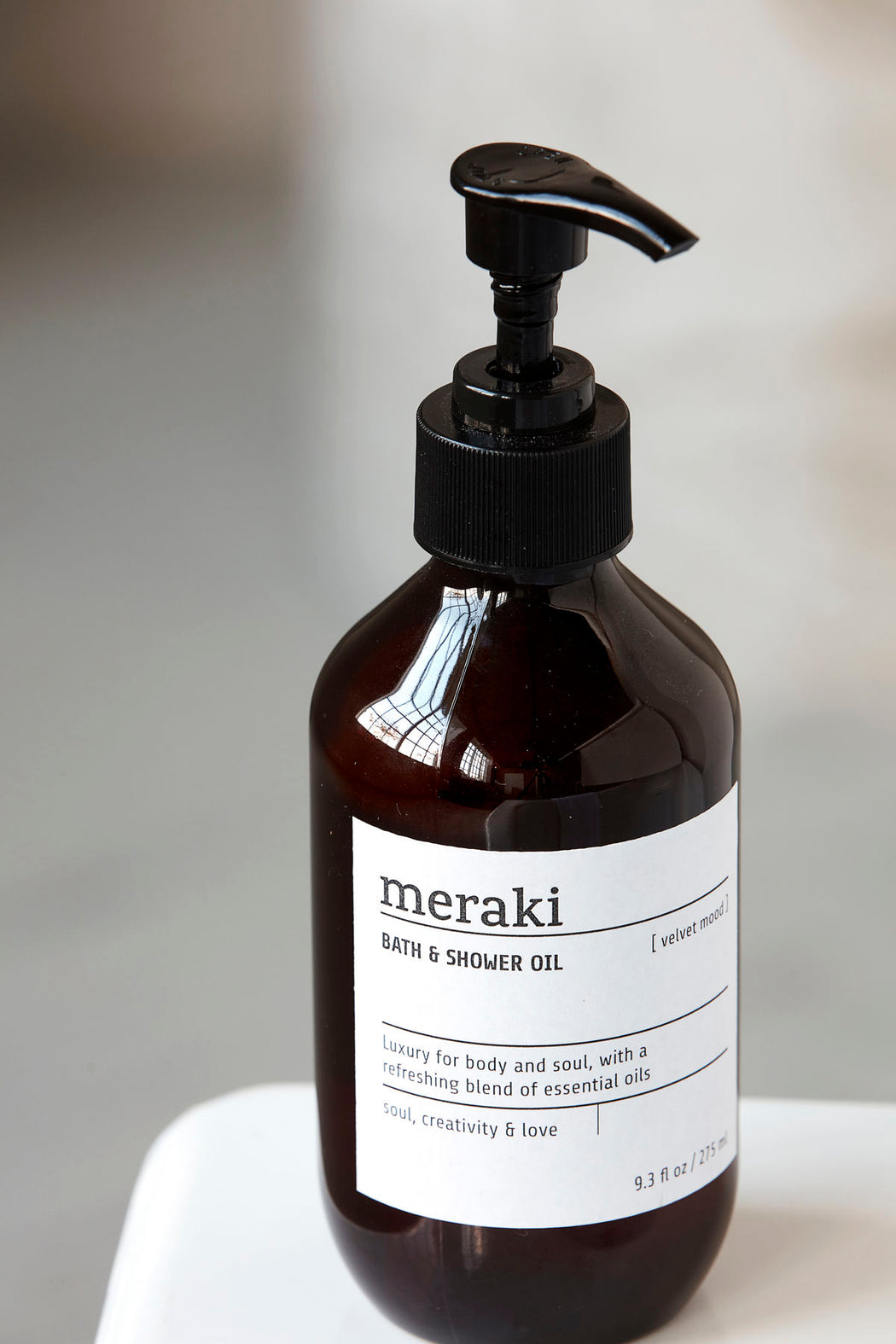 Velvet Mood Bath and Shower Oil, Lifestyle, Meraki - 3LittlePicks