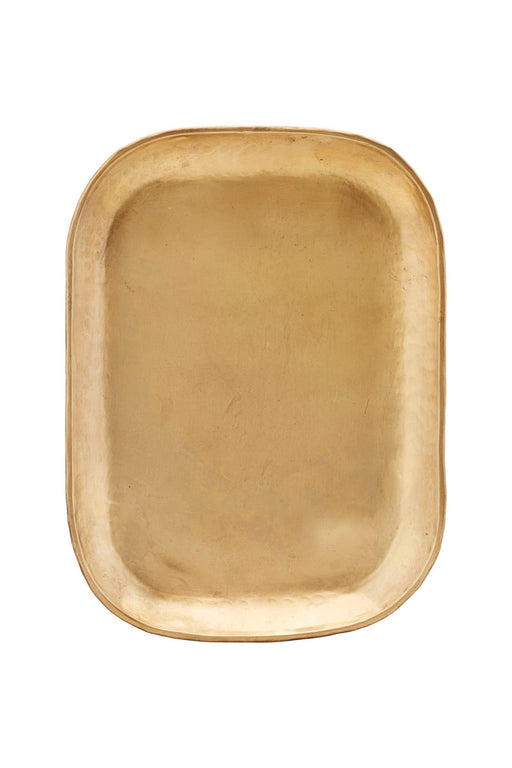 Rich Brass Tray