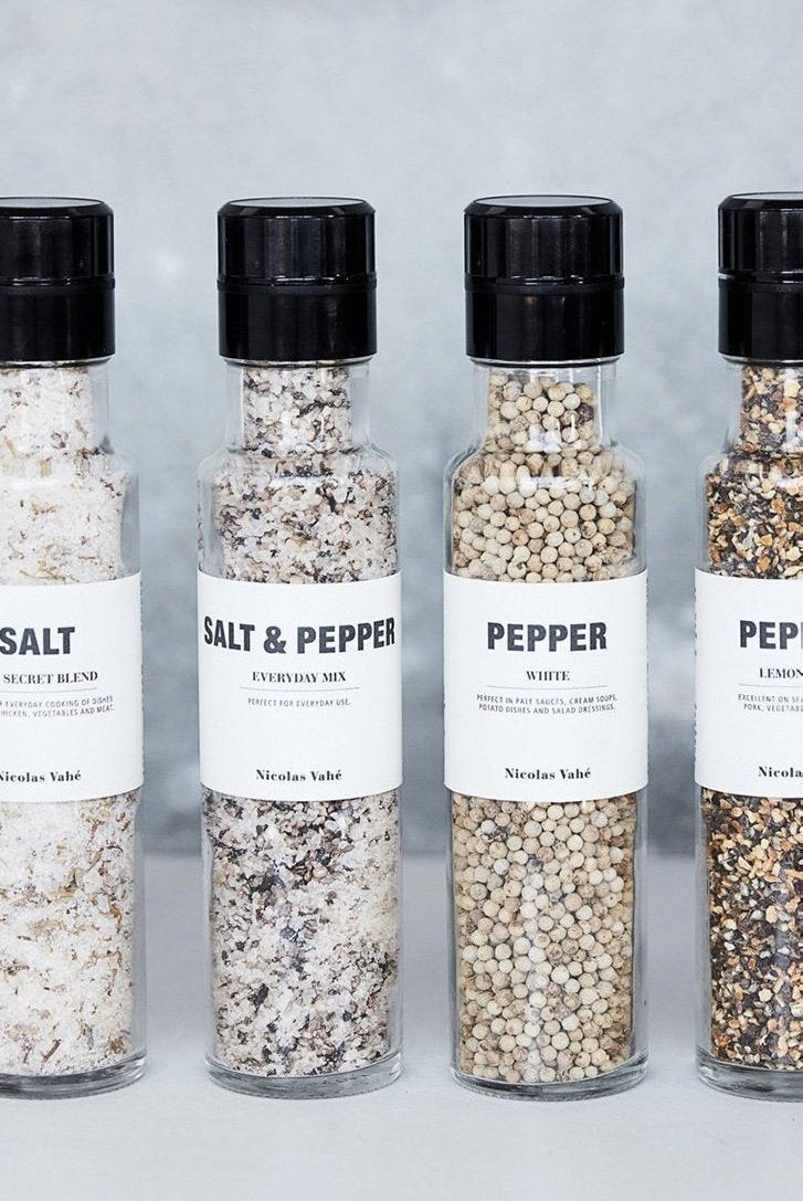 Everyday Mix Salt & Pepper
