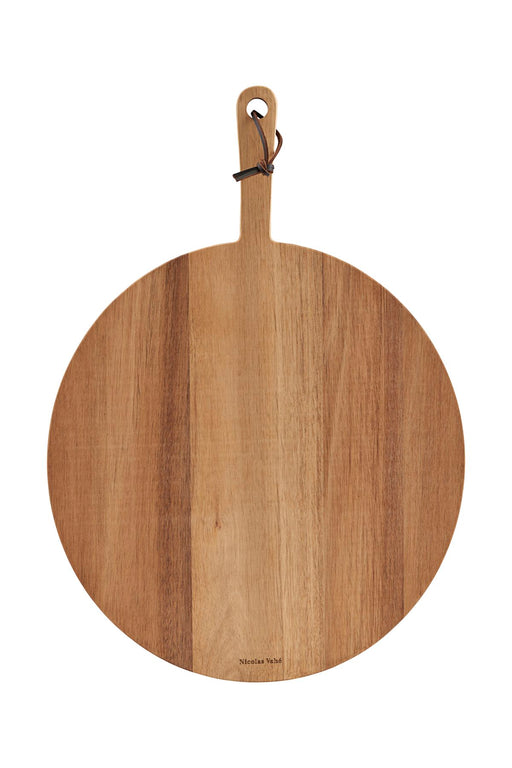 Acacia Pizza Cutting Board