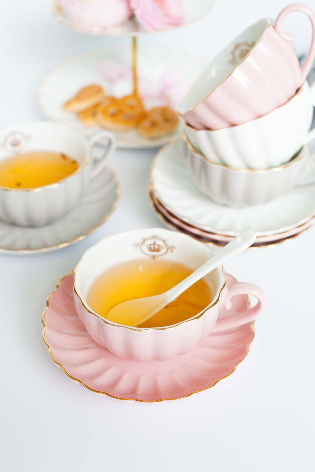 Royale Pumpkin Tea Set, Drinkware, 3littlepicks - 3LittlePicks