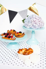 Simple Pastel Turquoise, Serveware, 3littlepicks - 3LittlePicks