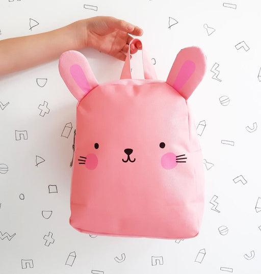 Little Bunny Backpack, Lifestyle, A Little Lovely Company - 3LittlePicks