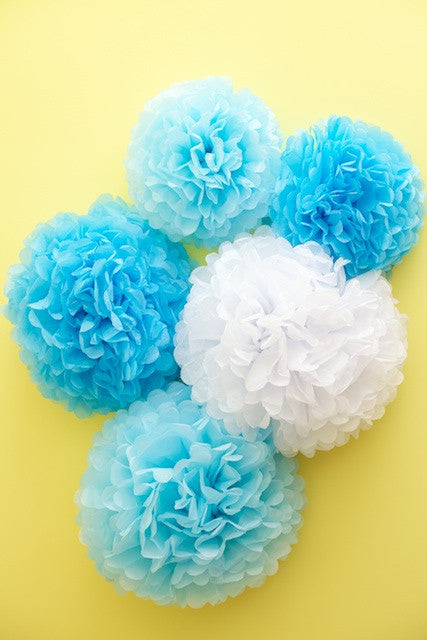 Party Pom Pom (45cm), Partyware, 3littlepicks - 3LittlePicks