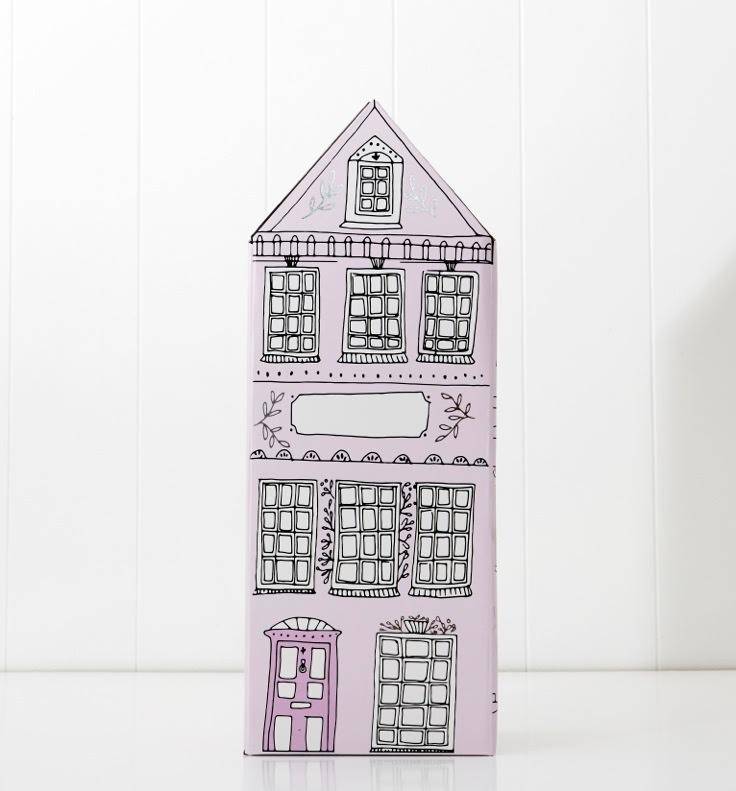 GFM Small Houses, Toy, GF+M Child - 3LittlePicks