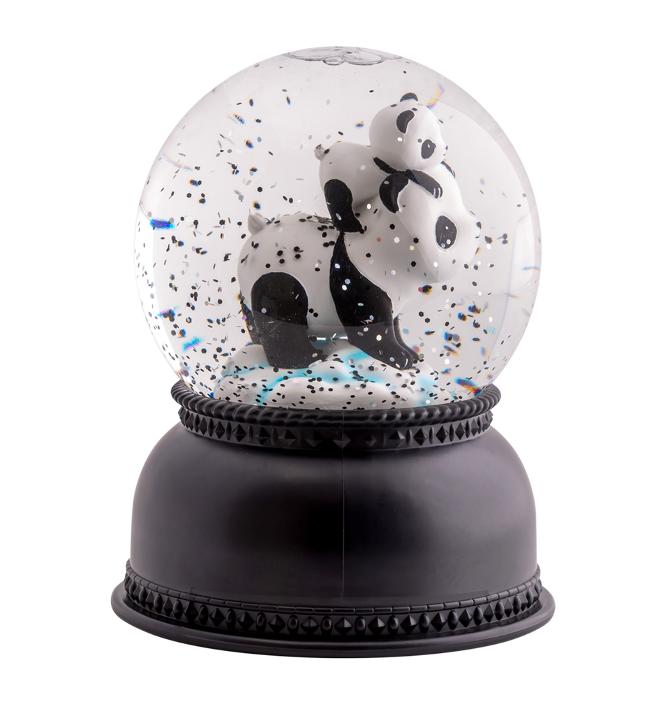 Panda Snowglobe Light