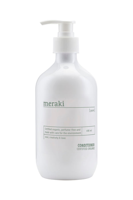 Pure Conditioner, Lifestyle, Meraki - 3LittlePicks