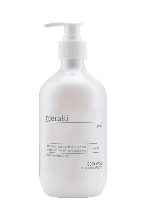Pure Body Wash, Lifestyle, Meraki - 3LittlePicks