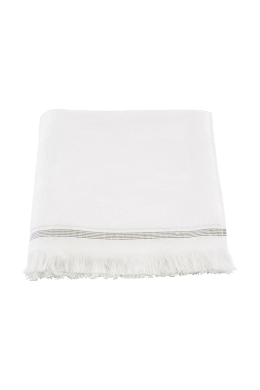 Grey Stripes Towel, Lifestyle, Meraki - 3LittlePicks