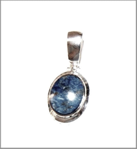 Big Oval Pendant